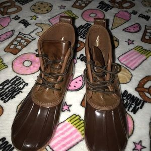 Women's size 10 Capelli of New York Duck Boots 🥾